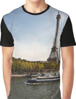 Trip in Paris Graphic T-Shirt