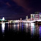 Brisbane reflections by Lucia Baldini