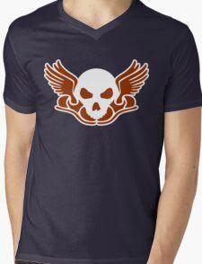 Portland Zombies Track Club Icon Mens V-Neck T-Shirt