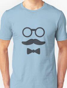 Retro eyeglasses Unisex T-Shirt