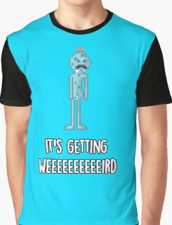 Mr. Meeseeks Graphic T-Shirt