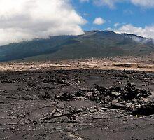 Mauna Kea Volcano by Alex Preiss