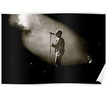 U2 in 360 Poster