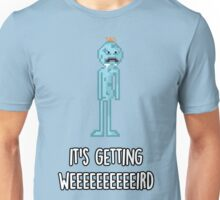 Mr. Meeseeks Unisex T-Shirt