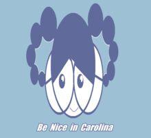 Be Nice in Carolina One Piece - Short Sleeve
