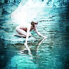 Cedar Creek Falls Water Fae by tidalcreations