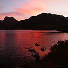 Beautiful Tasmania - night falls on Cradle Mountain by georgieboy98