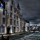 The Haunted Hotel, Oban, Scotland..............! by Roy  Massicks