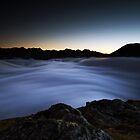 River of Fog by Francis Carmine