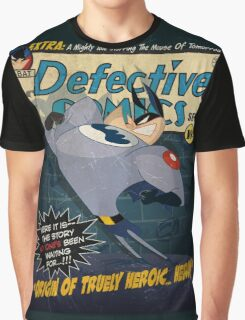 DEFECTIVE COMICS Graphic T-Shirt