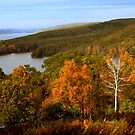An Autumn View of the Quabbin by SummerJade