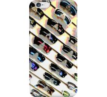 Wall of Shades iPhone Case/Skin