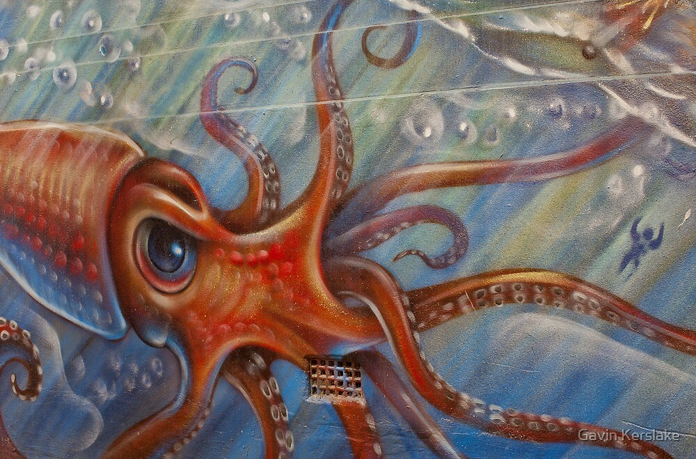 Big Squid by sedge808