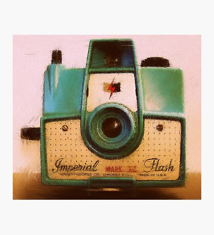 Perpetual Eye Photographic Print