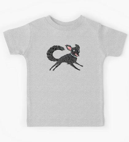 Running Dog Kids Clothes