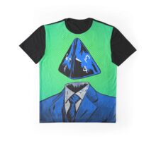 d4 Graphic T-Shirt