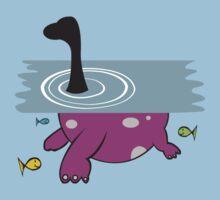 Loch Ness Monster by BenClark