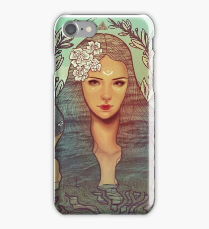 Cleansing iPhone Case/Skin