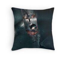 My Life's Finally In Sink Throw Pillow
