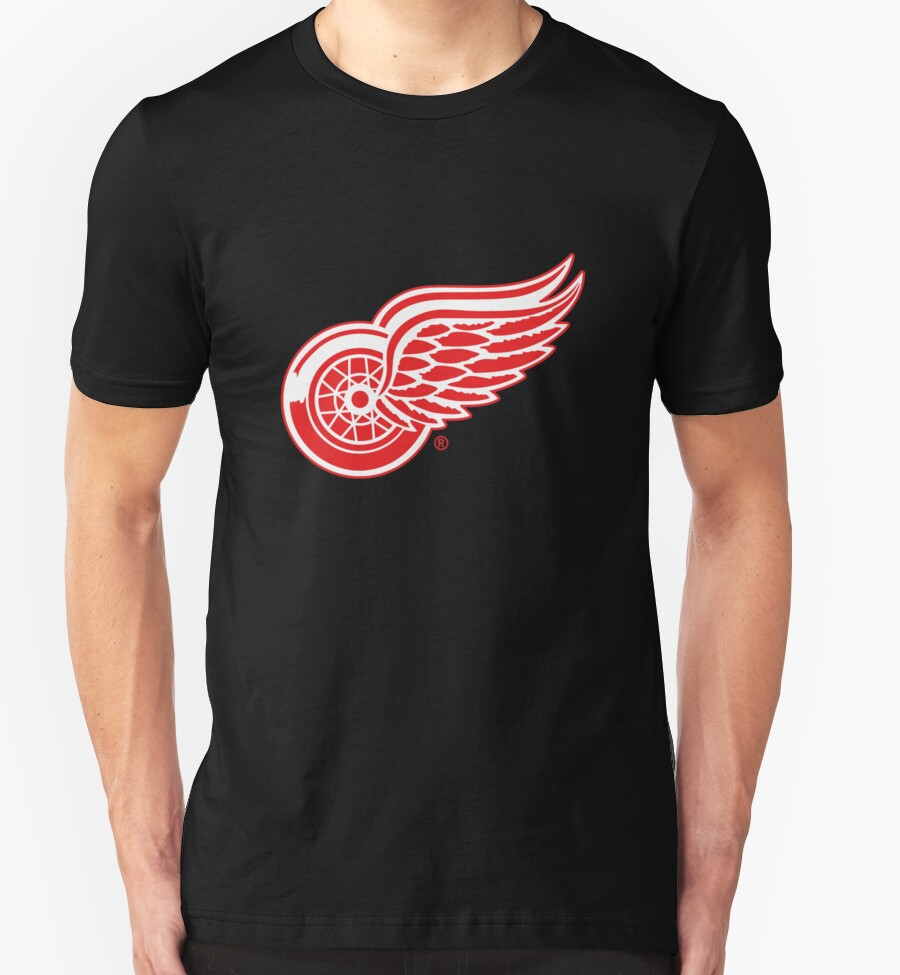 Detroit Red Wings T-Shirts & Hoodies by widi19 | Redbubble