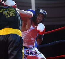 Bhrandon Poindexter - Friday Night at the Fights by Fojo