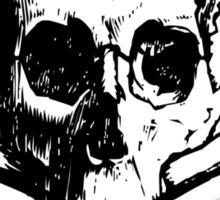 Skull And Crossbone Sticker
