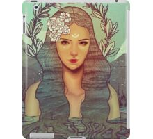 Cleansing iPad Case/Skin
