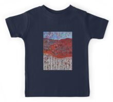 048 Abstract Thought Kids Tee