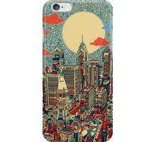 philadelphia panorama 3 iPhone Case/Skin