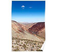 Nacimiento Creek - Atacama Desert - Chile Poster