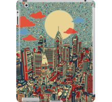 philadelphia panorama 3 iPad Case/Skin