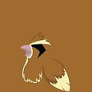 Pidgey Pokemon by HeyHaydn