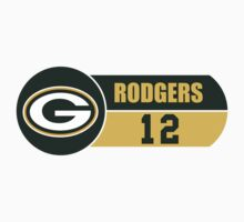 Packers Rodgers by KeithSwo