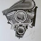 WIP Motorcycle by waynea3