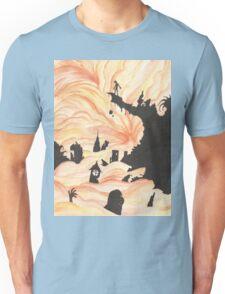At the Edge Unisex T-Shirt