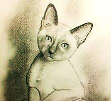 my friend Scratchy :) by karina73020