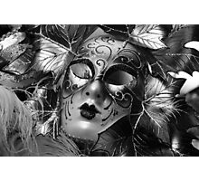The Mask Photographic Print