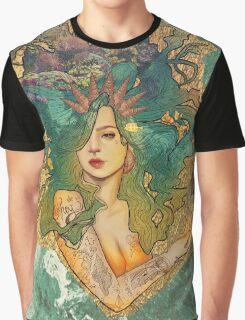 The Deep Blue Sea Graphic T-Shirt