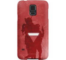 Anonymous 2012 silhouette Samsung Galaxy Case/Skin
