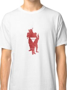 Anonymous 2012 silhouette 3 Classic T-Shirt