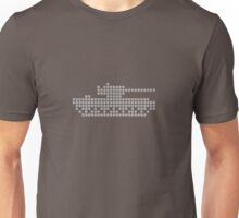 PIXEL8 | Army Tank Unisex T-Shirt