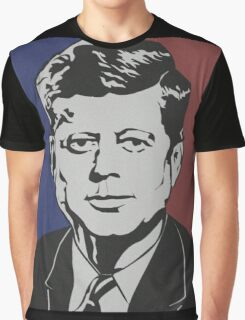 JFK Vintage Graphic T-Shirt
