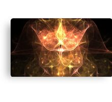 Cosmic Rosebuds Canvas Print
