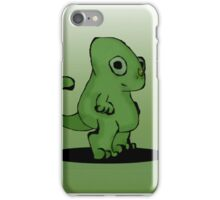 CrazyChameleon iPhone Case/Skin