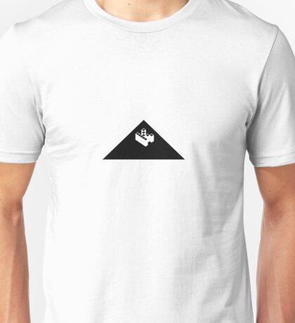 Kopimism Triangle Unisex T-Shirt