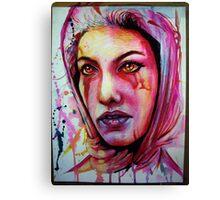 Equinox (Watch the video in the description pretty PLEASE!!!) Canvas Print