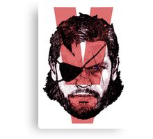 V Has Come To Canvas Print