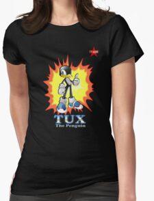 I.T HERO - TuxSonic Womens Fitted T-Shirt