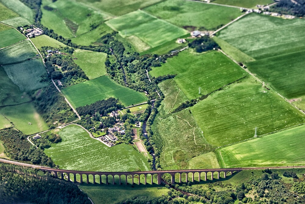 Culloden Moor Viaduct by Kasia-D