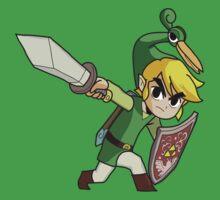 Toon Link by Krakalaken